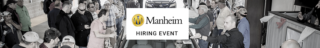 Manheim event banner